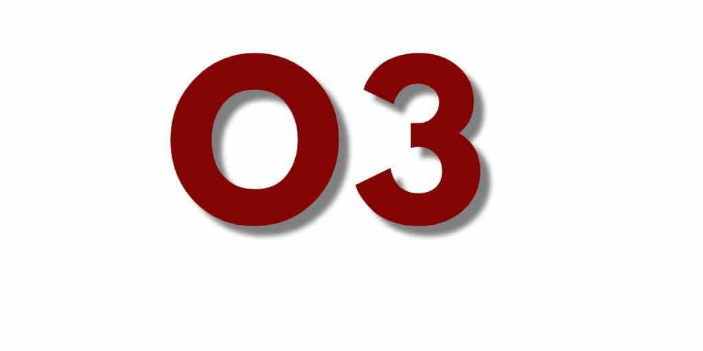Désinfection à l'ozone O3