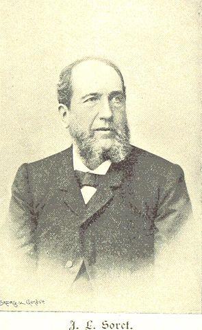 Jacques Louis Soret qui a défini la structure moléculaire de l'ozone en 1865-1866