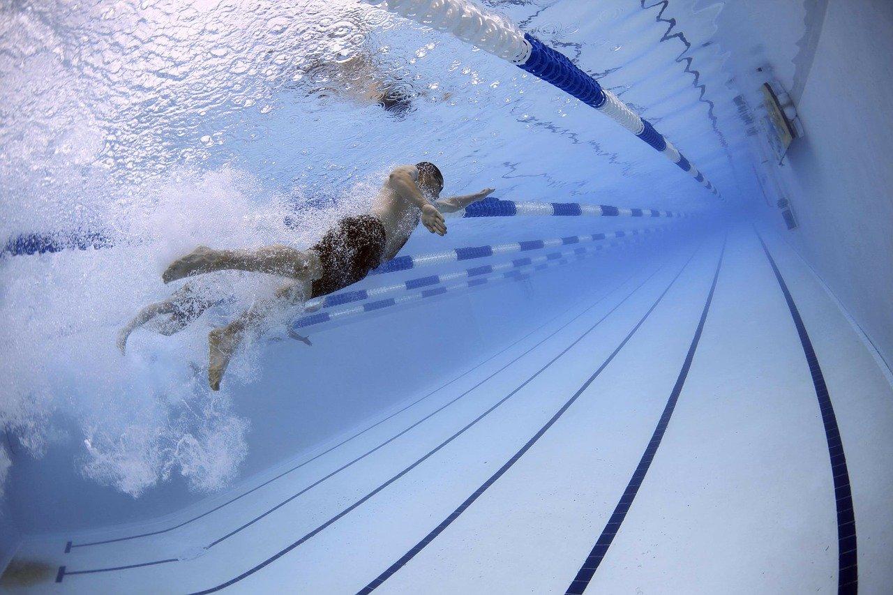 Désinfection de la 1ere piscine avec de l'ozone aux USA