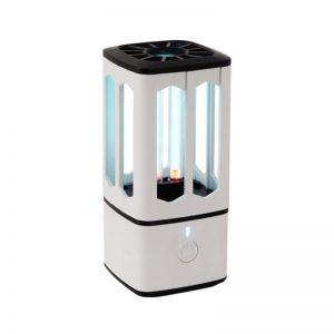 lampe uvc avec ozone