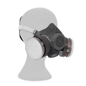 demi masque ozone