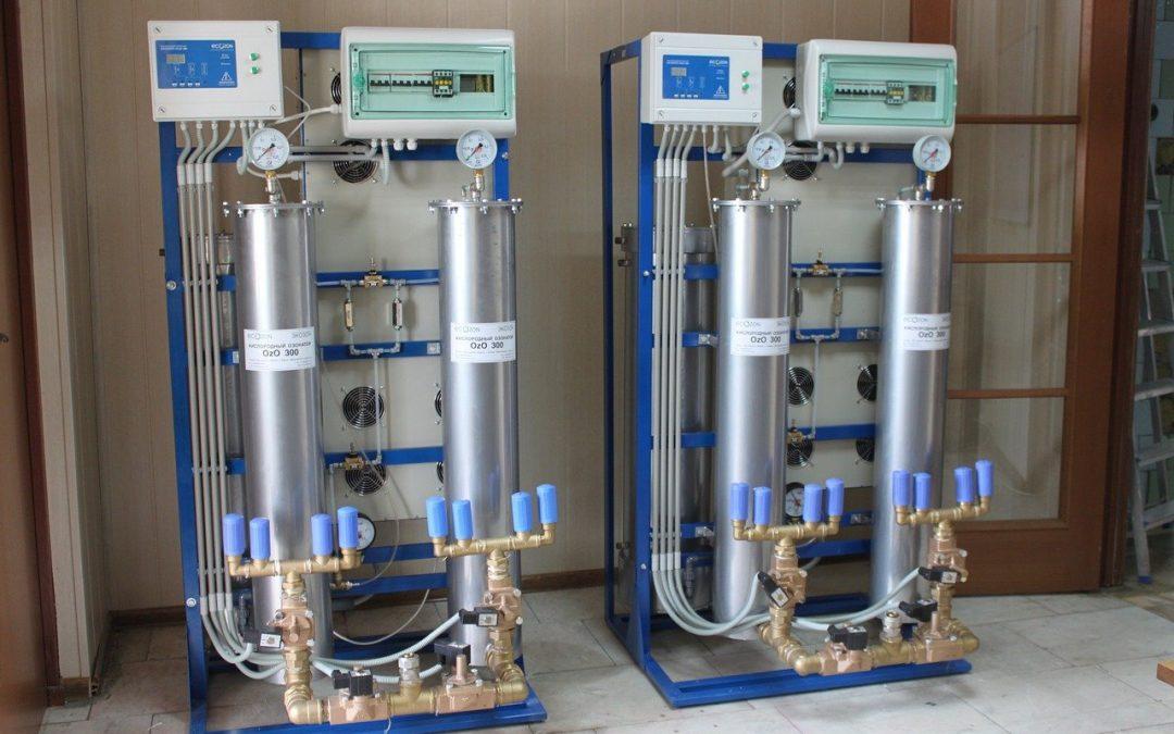 ingénierie fixe générateur ozone