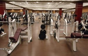 desinfection salle de sport fitness musculation ozone