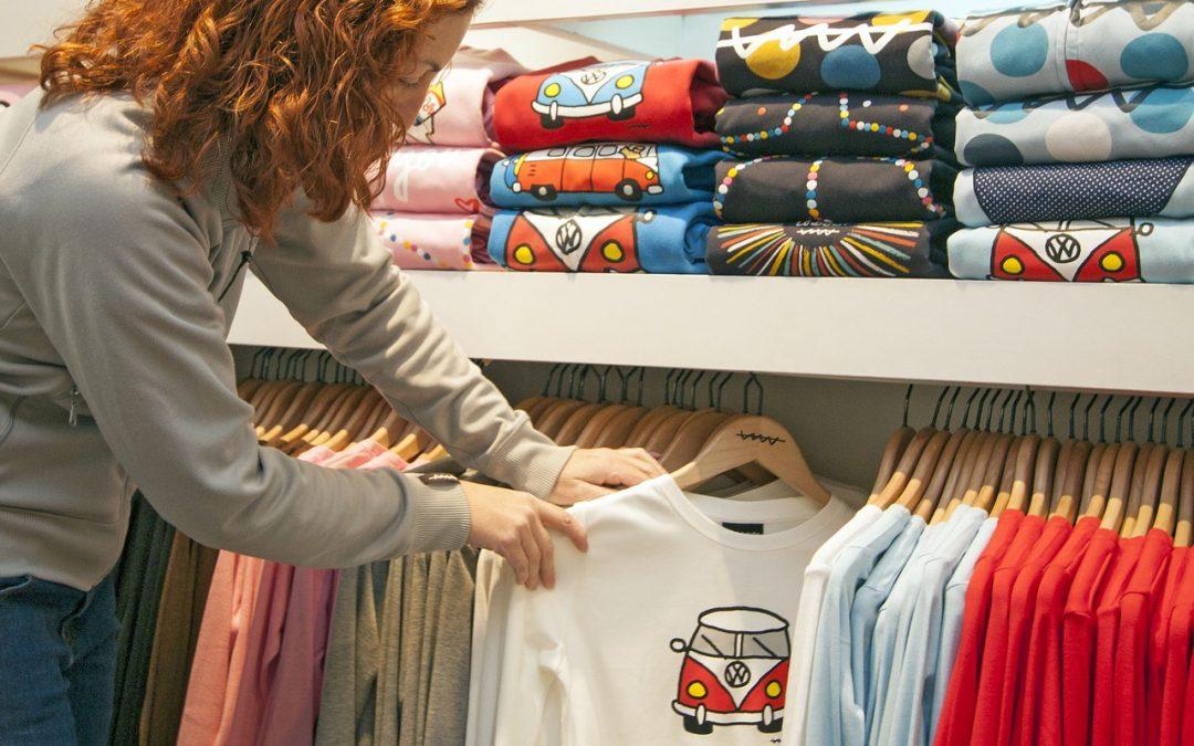 Désinfection à l'ozone dans le commerces après contact avec les produits