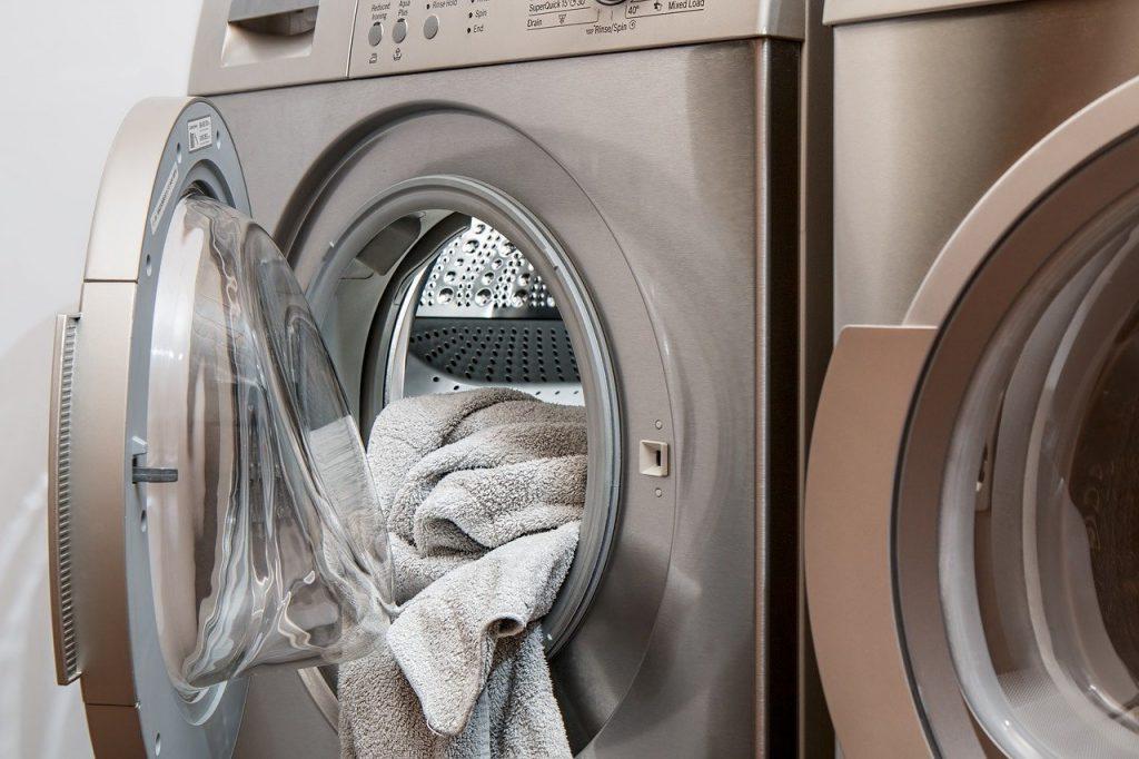lavage du linge grâce à l'ozone