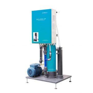 Station de traitement de l'eau à l'ozone Exclusive Lifetech