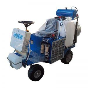 chariot autoporté 200 l pour la pulvérisation d'ozone