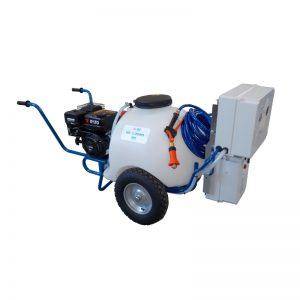 chariot spray d'ozone de 70l pour l'utilisation agricole